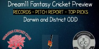 Darwin and District One Day LIVE Streaming,WCC vs PCC LIVE,WCC vs PCC Dream11 Prediction,Watch LIVE,Dream11