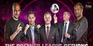 Premier League restart,Premier League LIVE,Premier League Fixture,Premier League schedule,Premier League LIVE in India