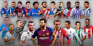 La Liga table, La Liga point table, La Liga LIVE, La Liga 2020 LIVE