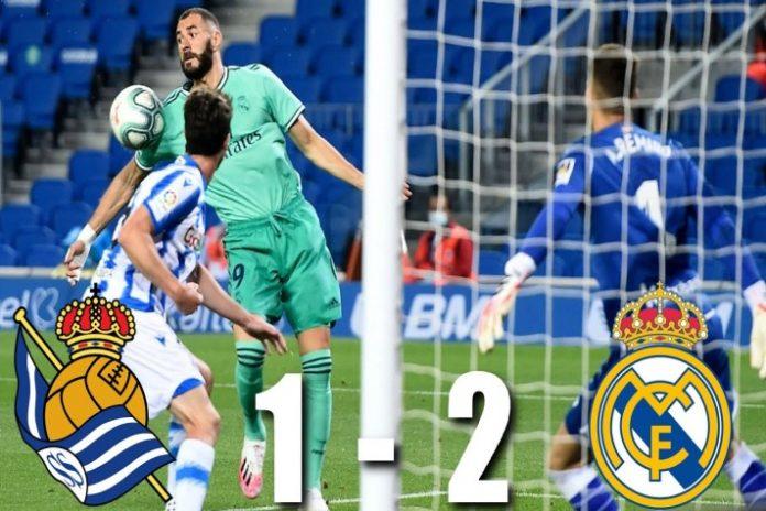 La Liga Live,Real Madrid beat Sociedad ,Real Madrid vs Barcelona ,La liga points table ,La Liga live facebook