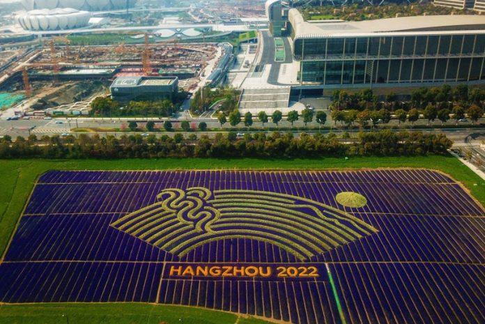 Hangzhou 2022 Asian Games,2022 Asian Games,Alibaba Group,Hangzhou 2022 Asian Games sponsors