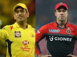 IPL,IPL News,RCB,CSK,MS Dhoni,Royal Challengers Bengaluru,Virat Kohli,AB De Villiers,IPL all time XI,IPL XI