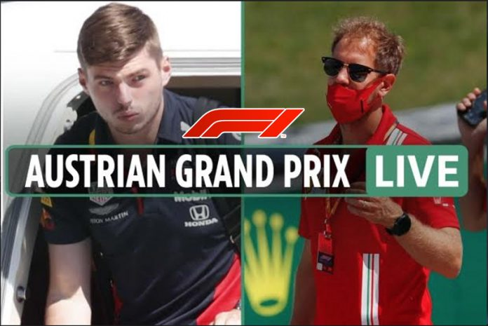 Formula 1 Live,Formula 1 Live Streaming,Formula 1 schedule,Formula 1 Live broadcast,Austrian Grand Prix Live,Austrian Grand Prix Live Streaming,Formula 1 Star Sports