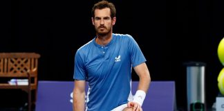 Queen's Club: Andy Murray returns to court but doubt remains over fitness