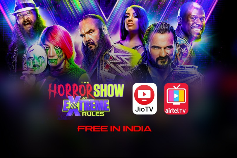 Wwe Extreme Rules 2020 Preview Watch Horror Show At Extreme Rules Live Free In India On Airteltv And Jiotv Insidesport