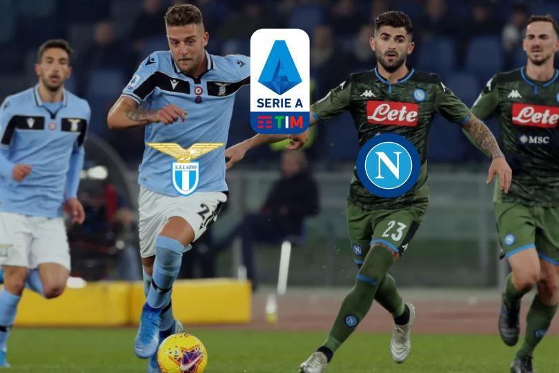Serie A Live: Napoli vs Lazio Head to Head Statistics ...