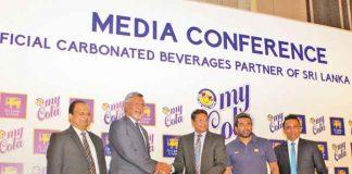 Cricket,Cricket News,Sri Lanka Cricket,My Cola Beverages,My Cola,SLC News
