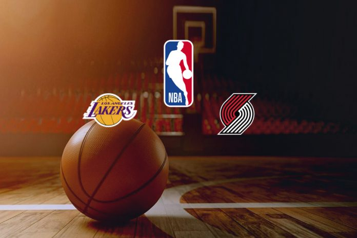 Trail Blazers Vs Lakers Live Nba Live Stream Watch Online Schedules Date India Time Live Link Result Updates Insidesport