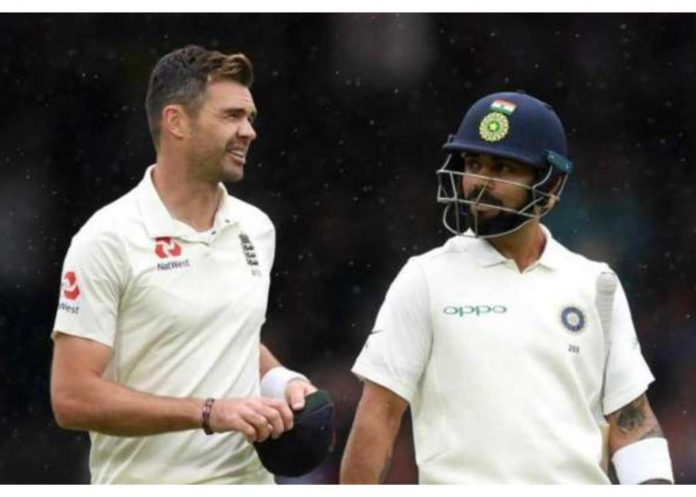 James anderson has warned Virat Kohli and Co. having claimed 1000 first-class wickets ahead of the India tour of England.
