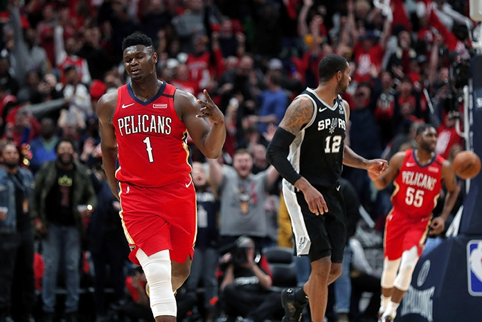 NBA LIVE: Pelicans vs Spurs Live stream, watch online ...