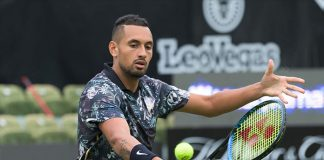 Wimbledon 2021: Nick Kyrgios has pulled out of next week's Queen's Club Championships grasscourt event due to neck pain, raising doubts