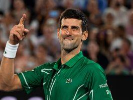 Novak Djokovic Insidesport