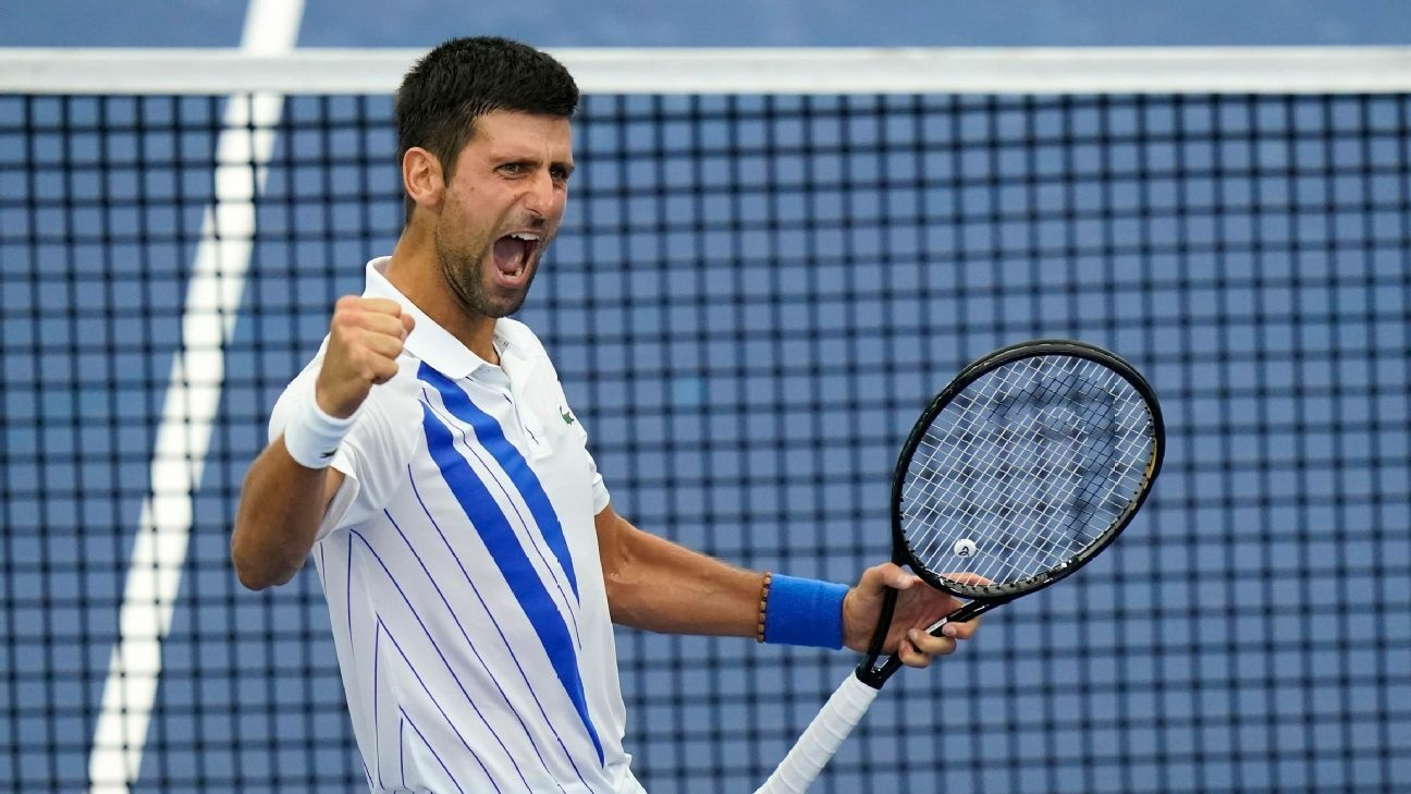Us Open 2020 Novak Djokovic Wins W S Open Will Enter Us Open With 26 Match Winning Streak Insidesport