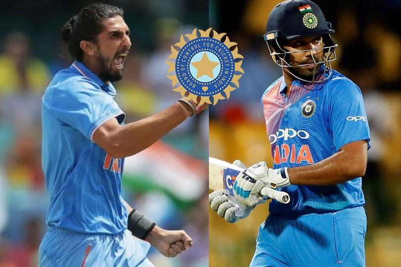 BCCI congratulates Rohit and Ishant on winning country's highest sporting  honour | InsideSport
