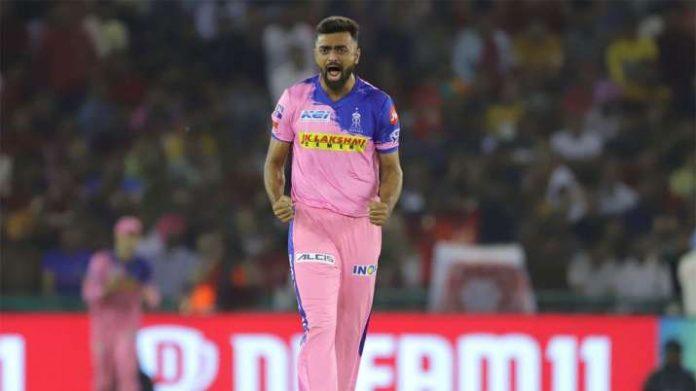 IPL 2021 RR VS DC: जयदेव उनादकट ने धीमी की 'राजधानी' एक्सप्रेस की गति, तेज गेंदबाज ने चटकाए 3 विकेट