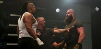 Braun Strowman vs Dabba Kato - wwe
