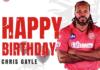 Happy Birthday Chris Gayle