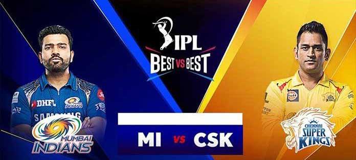 Mi Vs Csk Ipl 2020 Csk Win By 5 Wickets Insidesport