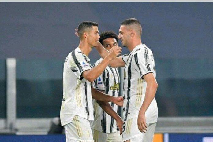 Juventus thrash Sampdoria